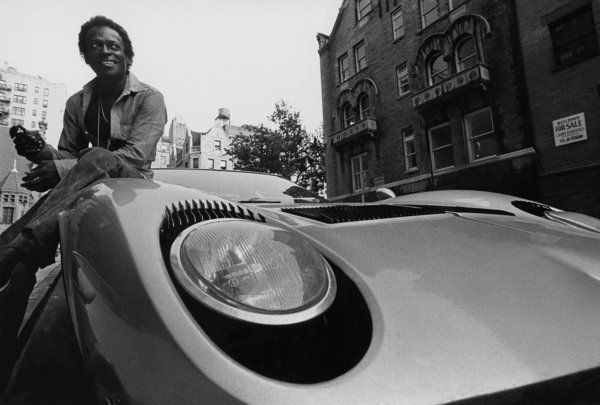 Miles Davis in 1970. Foto: Condé Nast / Mark Patiky