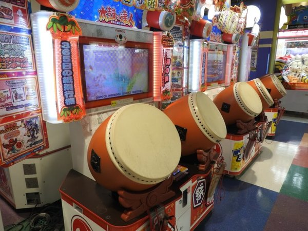Why Japan's arcades are its game industry's cutting-edge labs