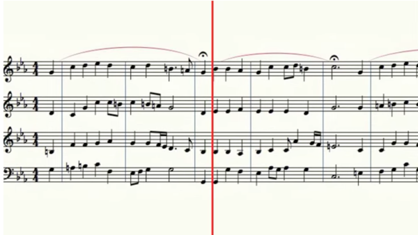 Deep-Learning Machine Listens to Bach, Then Writes Its Own Music in the Same Style