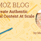 How to Create Authentic Hyperlocal Content At Scale