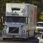 Self Driving Truck delivers 500k cans of beer