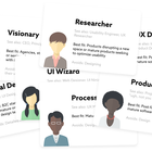 The Archetypes of UX Design