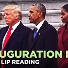 Bad Lip Reading of Inauguration Day
