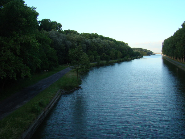 canal Roulers-Lys - kanaal Roeselare-Leie