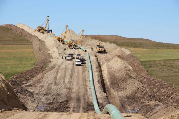 De aanleg van de North Dakota Access Pipeline kan nu weer hervat worden.