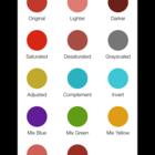 GitHub - yannickl/DynamicColor