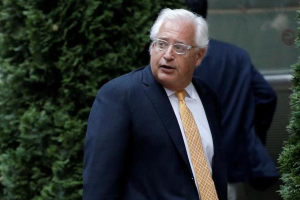 Trump heeft hardliner David Friedman naar voren geschoven als ambassadeur in Israël (foto: Reuters)