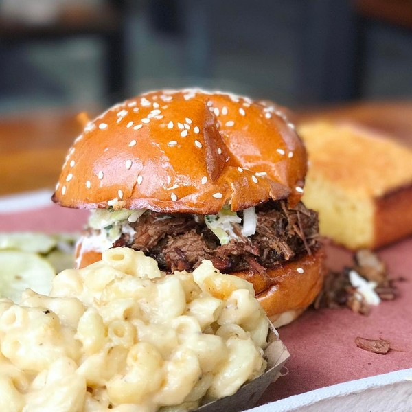 """Brisket Sandwich"" by Horse Thief (@yungjoyce)"