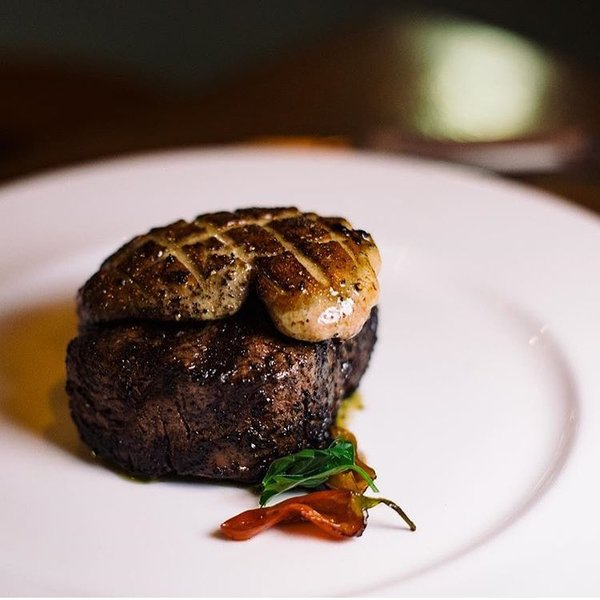 """Filet with Seared Foie Gras"" by The Arthur J (@the_arthur_j)"