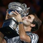 Roger Federer, Defying Age, Tops Rafael Nadal in Australian Open Final