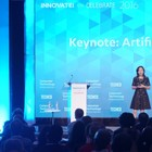 Dr. Fei Fei Li of Stanford's Artificial Intelligence Lab