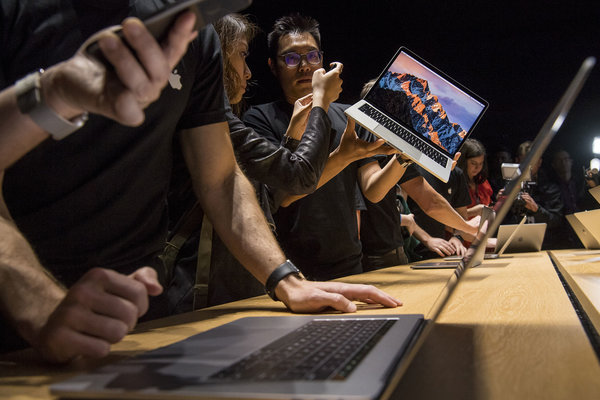 Apple Said to Work on Mac Chip That Would Lessen Intel Role