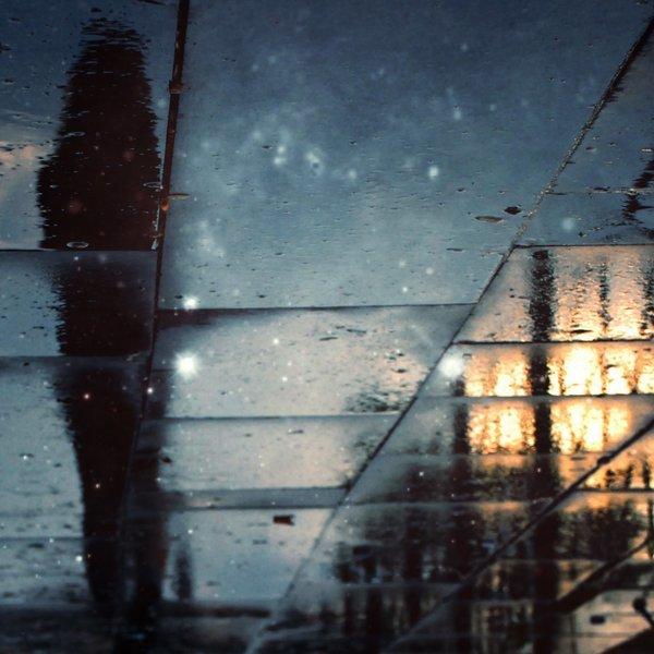 """Stranger to the rain"", por Utopic Man"