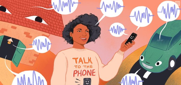 Why voice will be the dominant chatbot interface