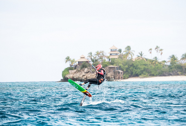 Kitesurfer-in-chief (foto: Jack Brockway)