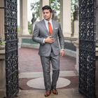 The Key Differences Between British, Italian and American Suit Styles - LuxBoxCase by the WTFactory