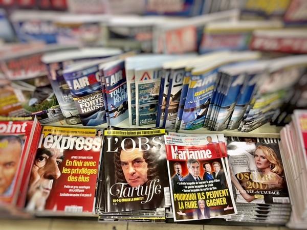 Ook deze week staan de bladen weer vol met artikelen over Fillon
