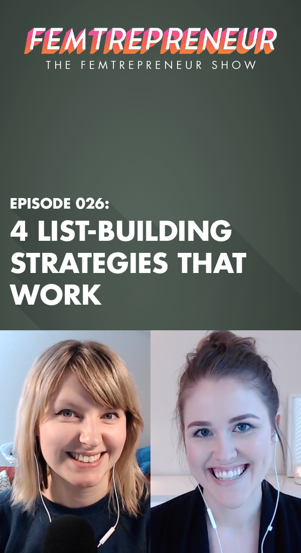 4 List-Building Strategies That Work