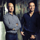 Amazon's Jeff Bezos & Steve Boom on starting a new 'golden age' for music