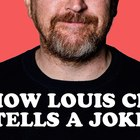 How Louis CK Tells A Joke - YouTube