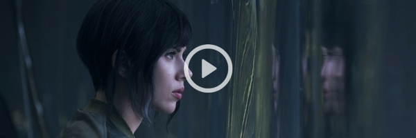 Ghost in the Shell | Official Trailer