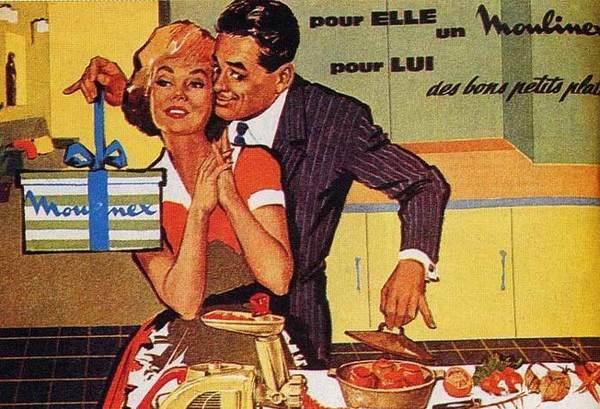 Ook op Valentijnsdag geeft François graag cadeautjes aan zijn Penelope