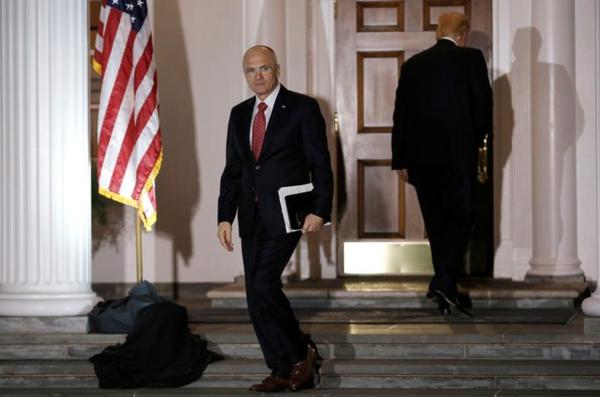 Andrew Puzder (foto: Reuters)
