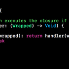 Swift snippet #9—then