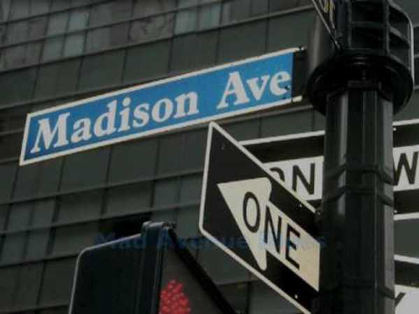 Mad Avenue Blues