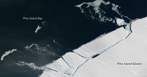 Antarctica Just Shed a Manhattan-Sized Chunk of Ice | Climate Central