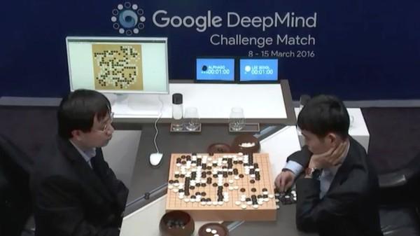 Google DeepMind vs. Go Champion Lee Sedol