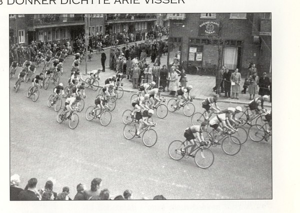 Ronde van de Orteliusstraat – circa 1951 – photographer unknown