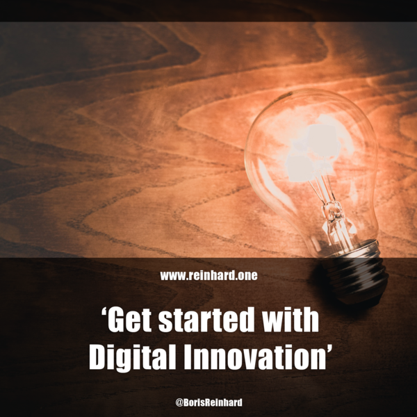 #DigitalInnovation