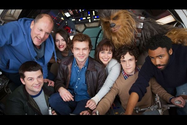 Star Wars Han Solo cast revealed in first photo