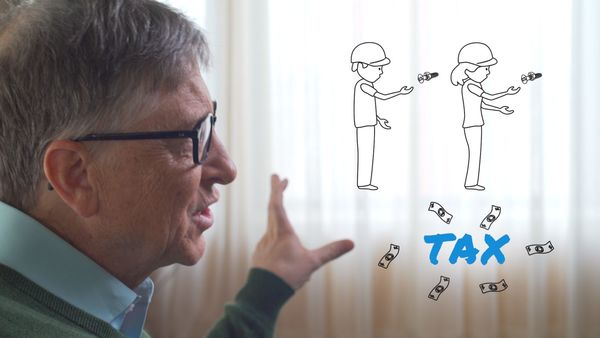 Bill Gates' Robot Tax