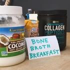 VIDEO: Bone Broth Breakfast Recipe