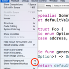 Xcode Tricks: Adding Keyboard Shortcuts — Erica Sadun