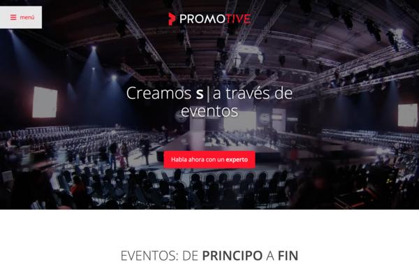 Promotive.es built with Hugo