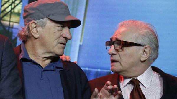 Scorsese & De Niro Go Netflix