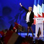 Menaces contre les fonctionnaires : Marine Le Pen réussit à fâcher les syndicats de magistrats et de la police - Libération