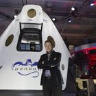 SpaceX says it will fly two space tourists around the moon in 2018