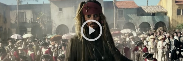 Pirates of the Caribbean: Dead Men Tell No Tales | Official Trailer