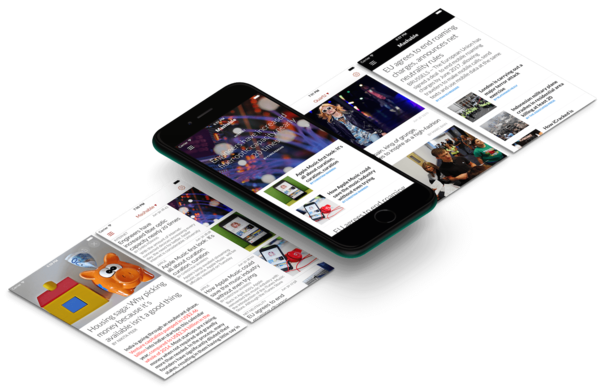 RSS App Template - Building an RSS Reader app without coding