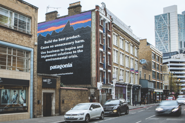 Why Patagonia's advertising asks customers to think twice before buying its products