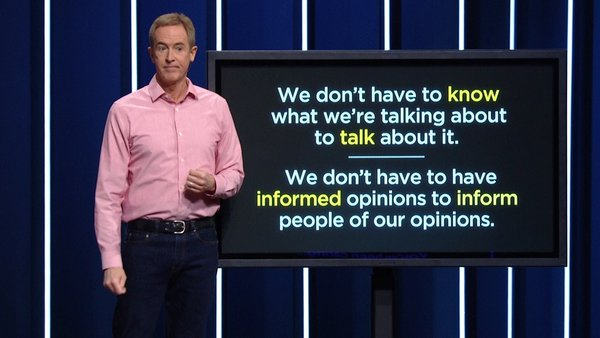 Andy Stanley's Message on Refugees
