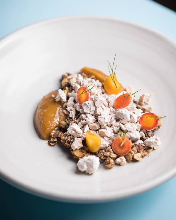 """Coffee Granola with Yogurt"" by Alma (@meetjakob)"