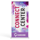 Easter Retractable Banners - Exclusive Discount from ChurchINK