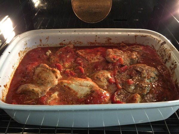 Making My Chicken Cacciatore – Imperfect Recipes of the World – Medium