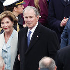 Former President George W. Bush Levels Tacit Criticism at Trump
