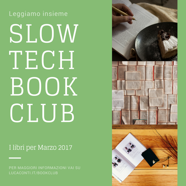 Slow Tech Book Club